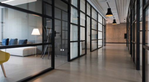 office building cleaning service