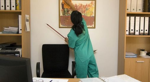 cleaning service, office cleaning service