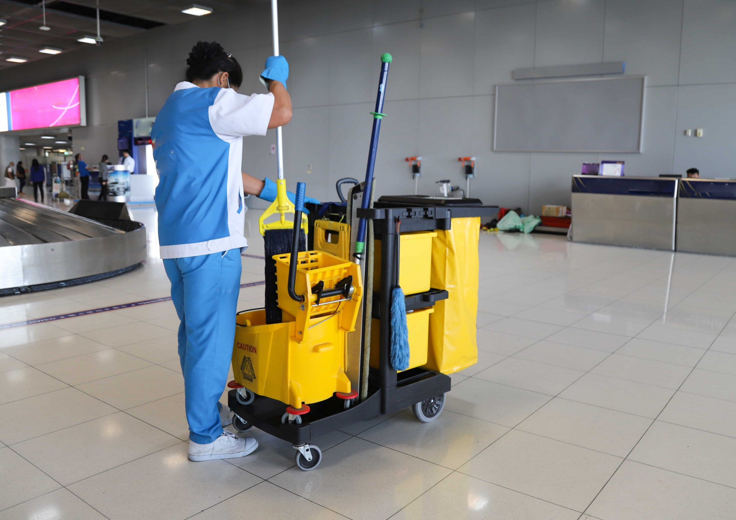 Commercial Cleaning Services Delray Beach