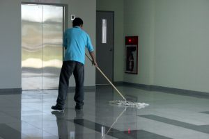 Palm Beach County floor cleaning services